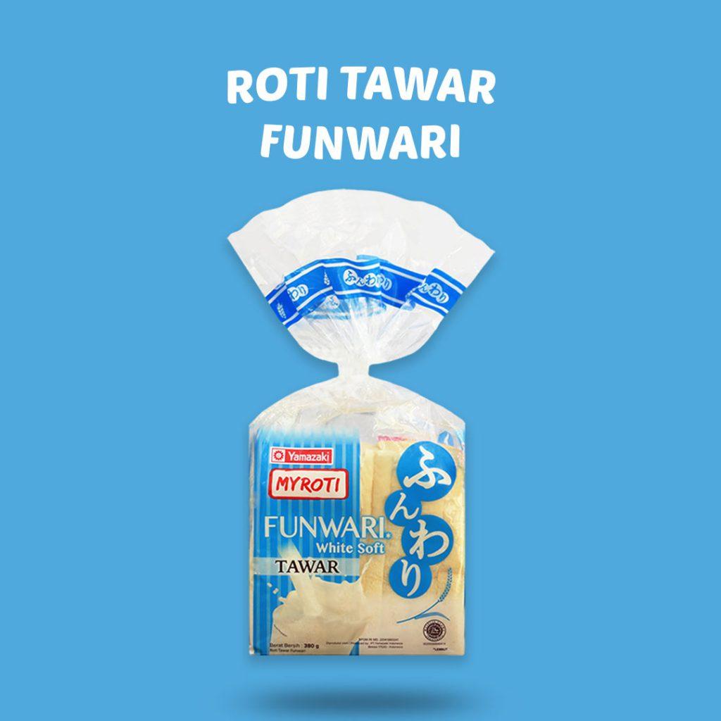 Roti Tawar Funwari