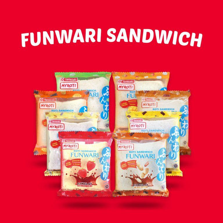 Funwari-Sandwich