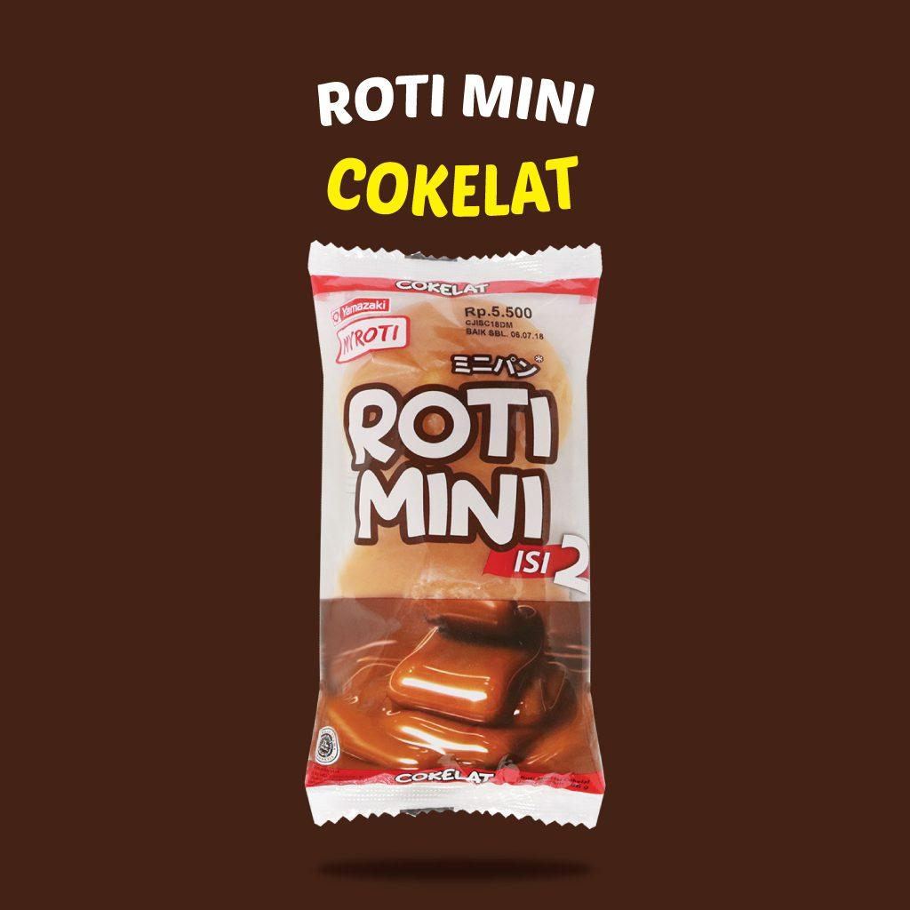 Roti Mini Cokelat