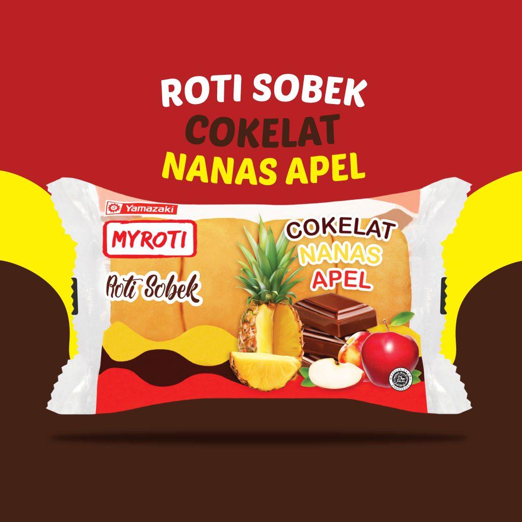 Cokelat Nanas Apel