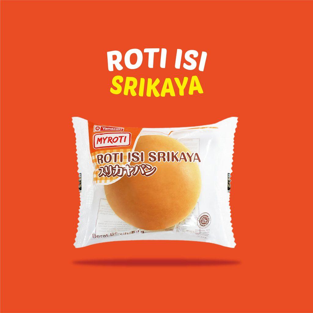 Roti Isi Srikaya