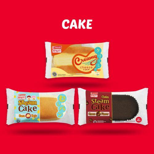 Roti Cake